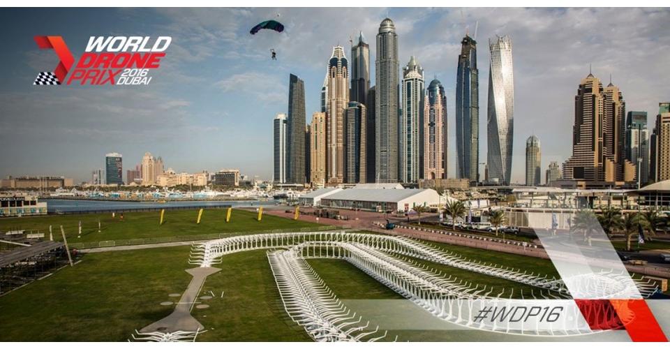 2 Nederlandse teams naar World Drone Prix Dubai