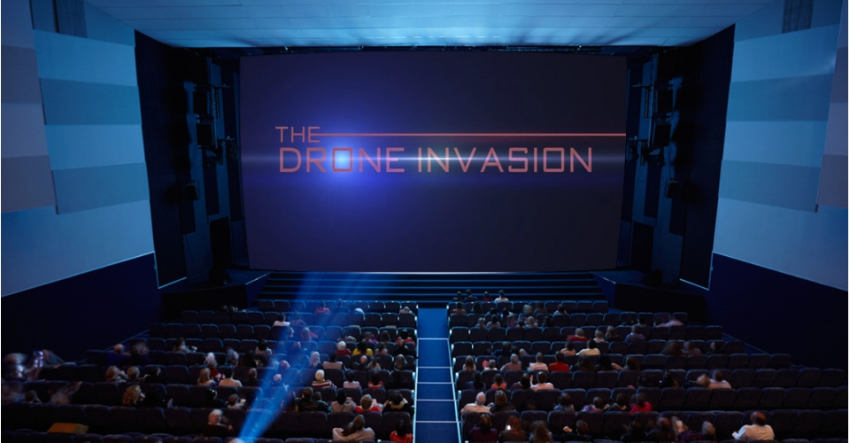 invasion of the drones 2012-2-10 a brief history of drones a brief history of drones with the invention of drones, we crossed into a new frontier:  since the italian invasion of libya in 1911,.