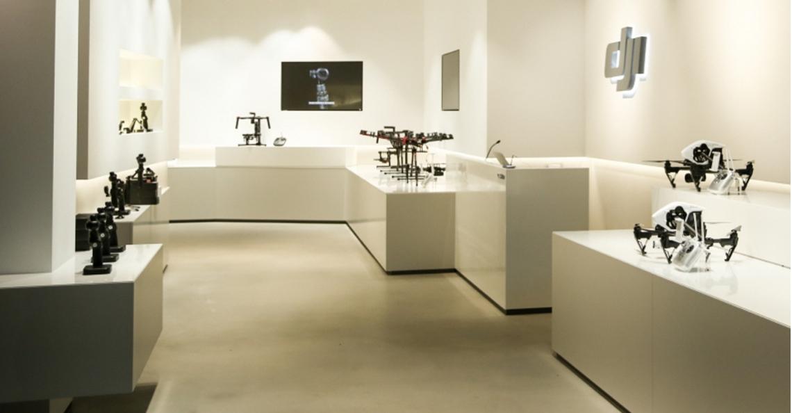 DJI opent vandaag haar tweede winkel in Seoul, Zuid-Korea