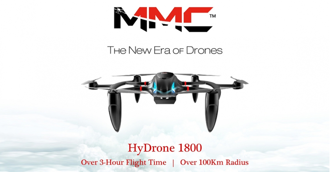 Image result for The HyDrone 1800