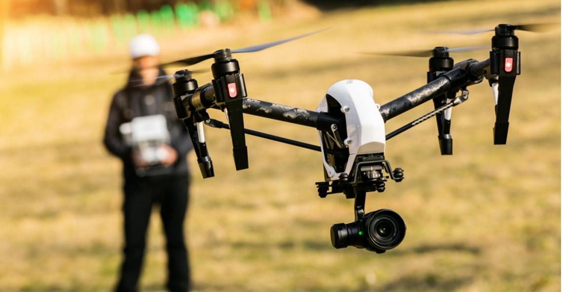 Commercieel gebruik van drones in België gereglementeerd