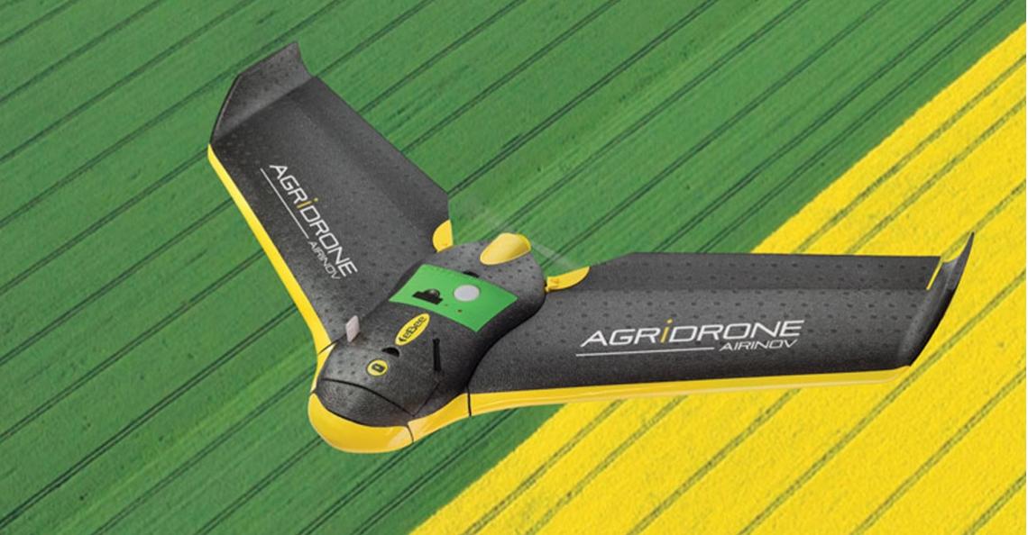 Landbouwcoöperatie CZAV scant akkers in Zeeland met drones
