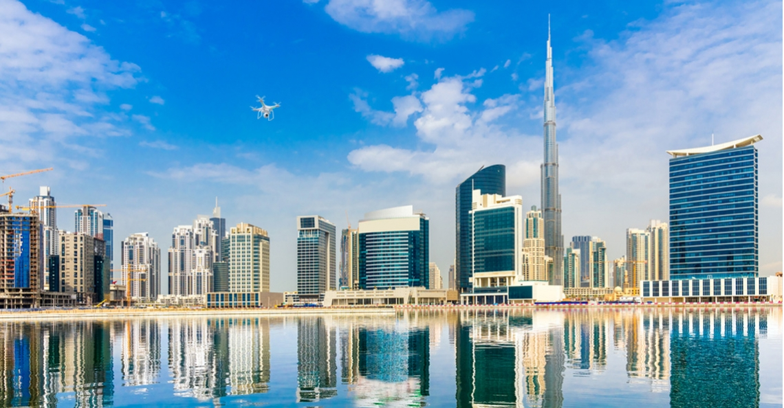 Dubai stelt speciale drone zones in
