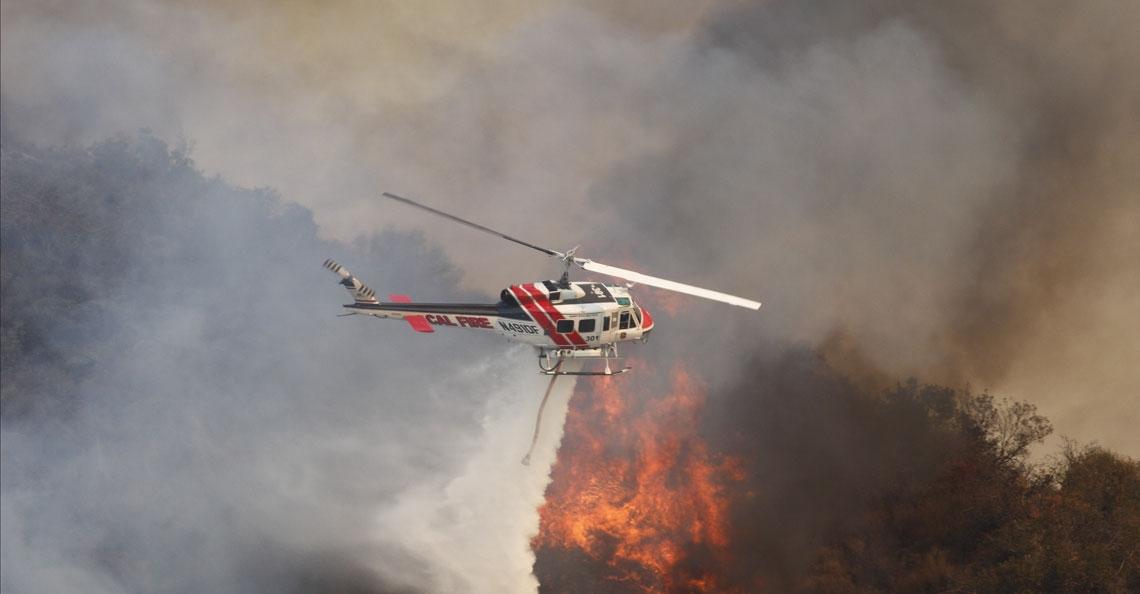 Rechtszaak tegen dronepiloot die bosbrand filmde van start