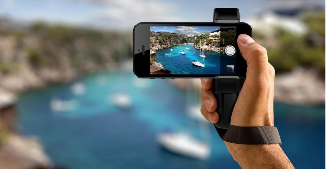 Met deze simpele gadget maak je betere opnames met je smartphone