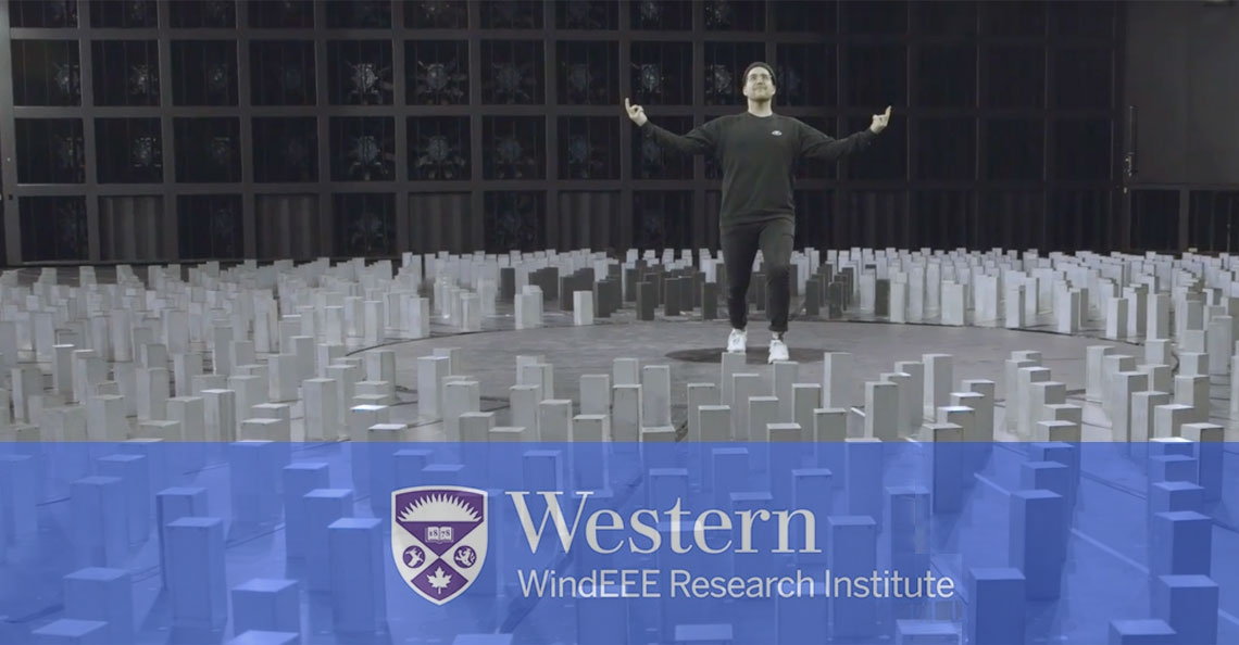 's Werelds meest geavanceerde wind-laboratorium test drones