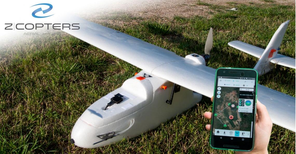 Airstring; connecten met je drone via mobiel telefoonnetwerk