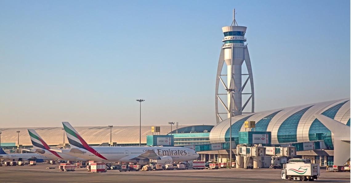 Dubai airport tijdelijk gesloten door mogelijke drone