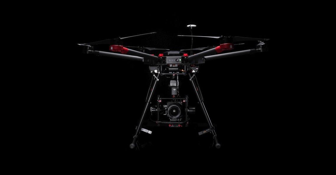 DJI bundelt Matrice 600 met 50 megapixel Hasselblad camera