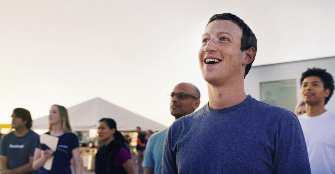 Eerste succesvolle testvlucht met Facebook internetdrone