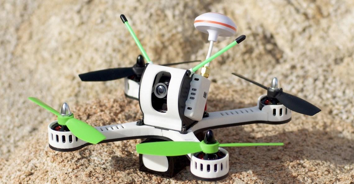 Tanky drone moet snelste productiedrone ter wereld worden