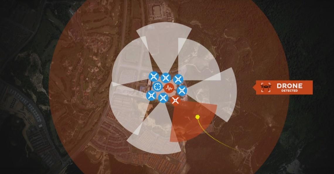 Airbus en Dedrone werken samen aan DroneTracker