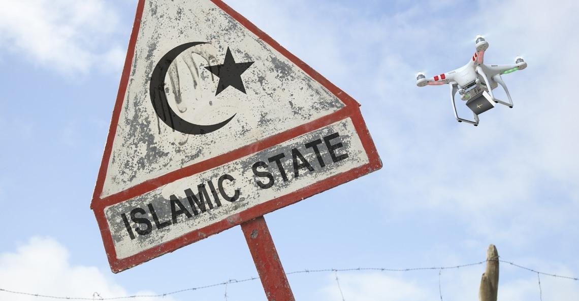 Zweedse kerk gaat met drones bijbels droppen in IS gebied