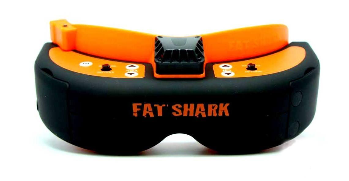 Nieuwe Fatshark Dominator SE FPV bril