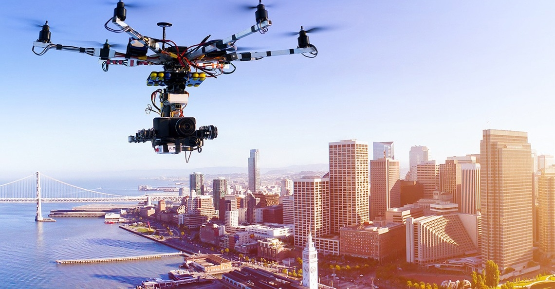 Speciale drone en robotica opleiding in Japan start in 2017