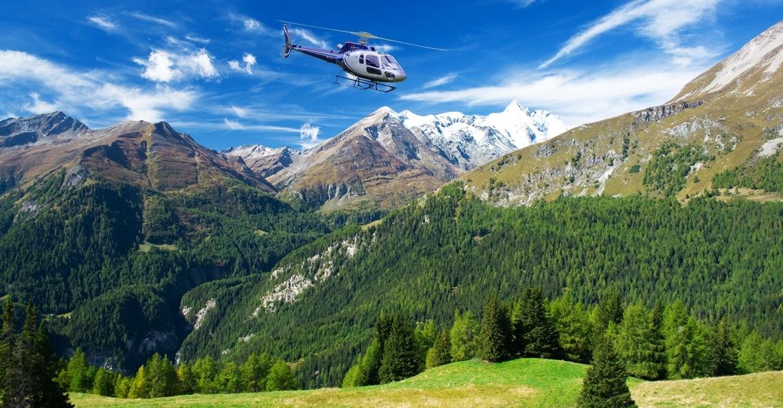 Drone zorgt voor gevaarlijke situatie bij traumahelikopter in Oostenrijk