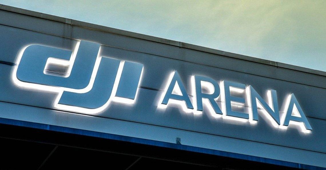 DJI Arena voor drones geopend in Zuid-Korea