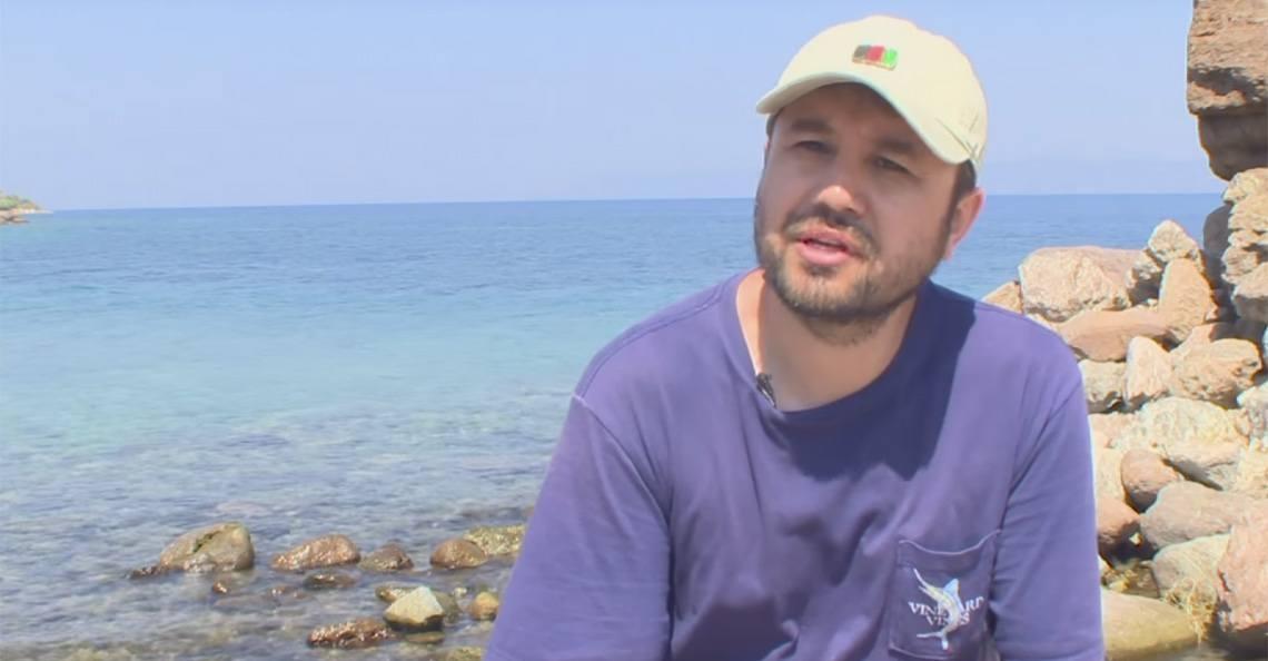 Vluchteling helpt nu met behulp van drones bij zoektocht naar drenkelingen