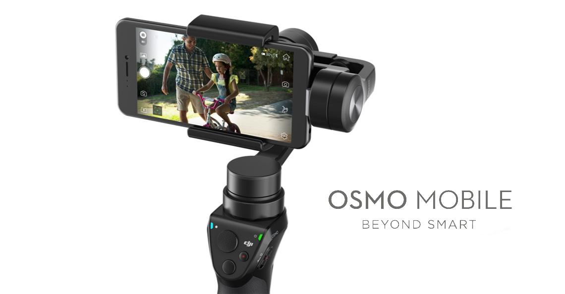 DJI presenteert nieuwe Osmo Mobile