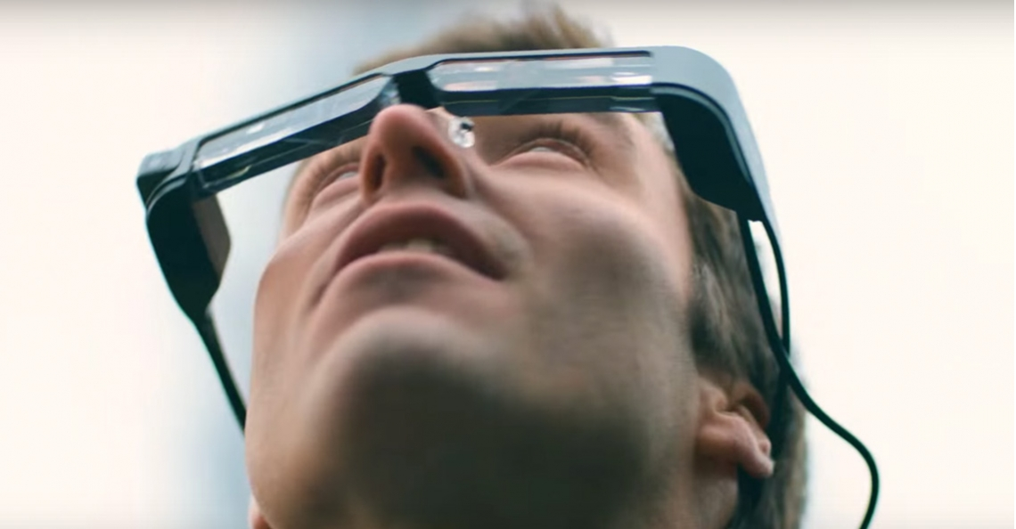 DJI en Epson werken samen aan unieke FPV bril