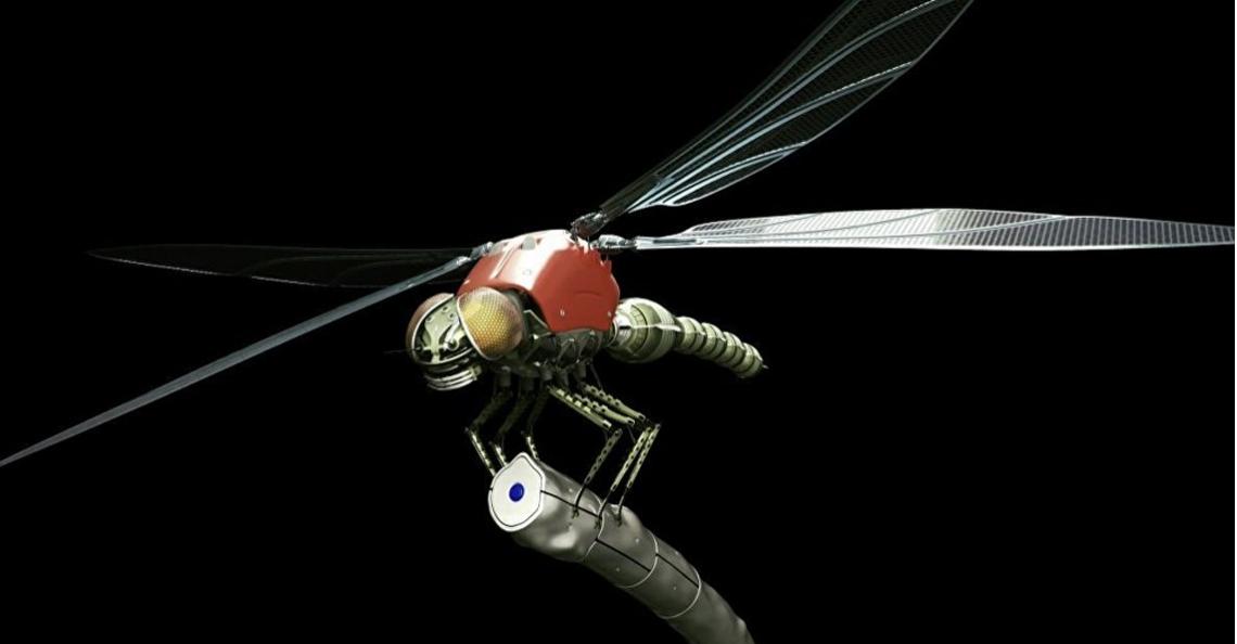 Russisch bedrijf UIMC ontwikkelt nieuwe spiondrone