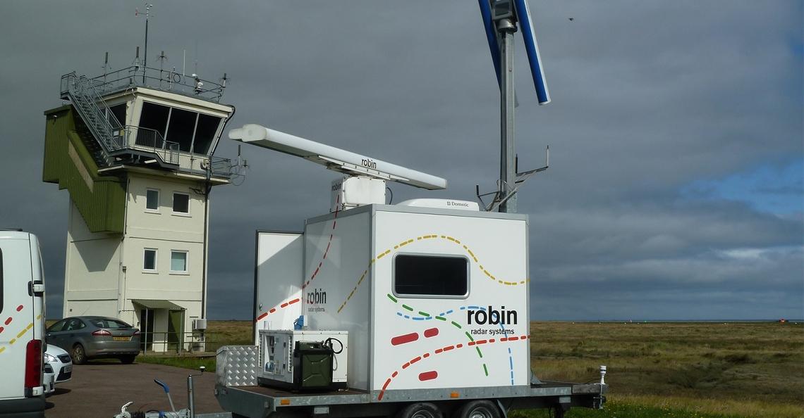 2e prijs voor Robin Radar Systems bij MKB Innovatie Top 100 2016