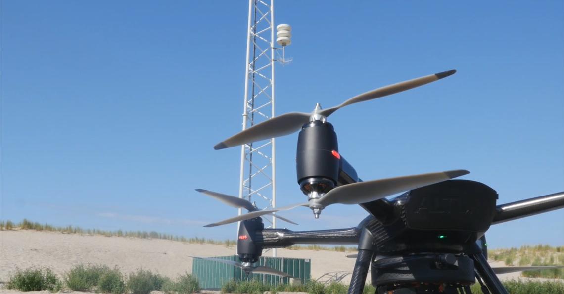 Aerialtronics en IBM geven commerciële drones inzicht tijdens inspecties