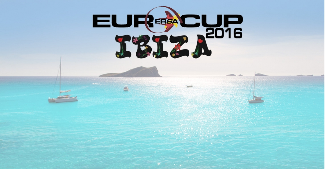 ERSA Euro Cup 2016 in Ibiza van start!