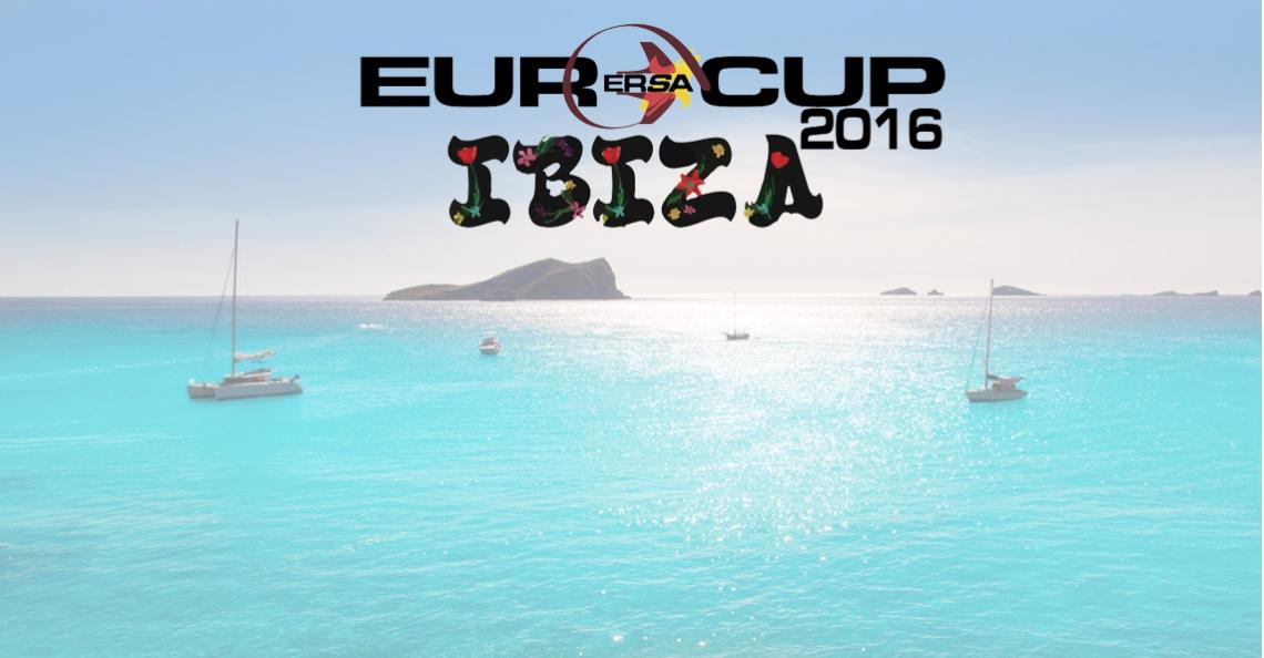 ERSA Euro Cup 2016 in Ibiza van start!