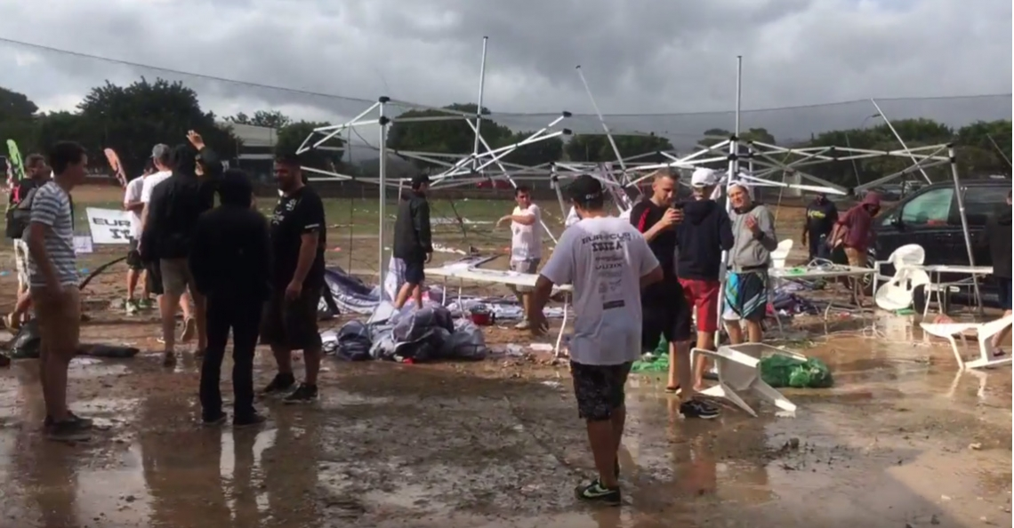 ERSA Euro Cup 2016 valt in het water