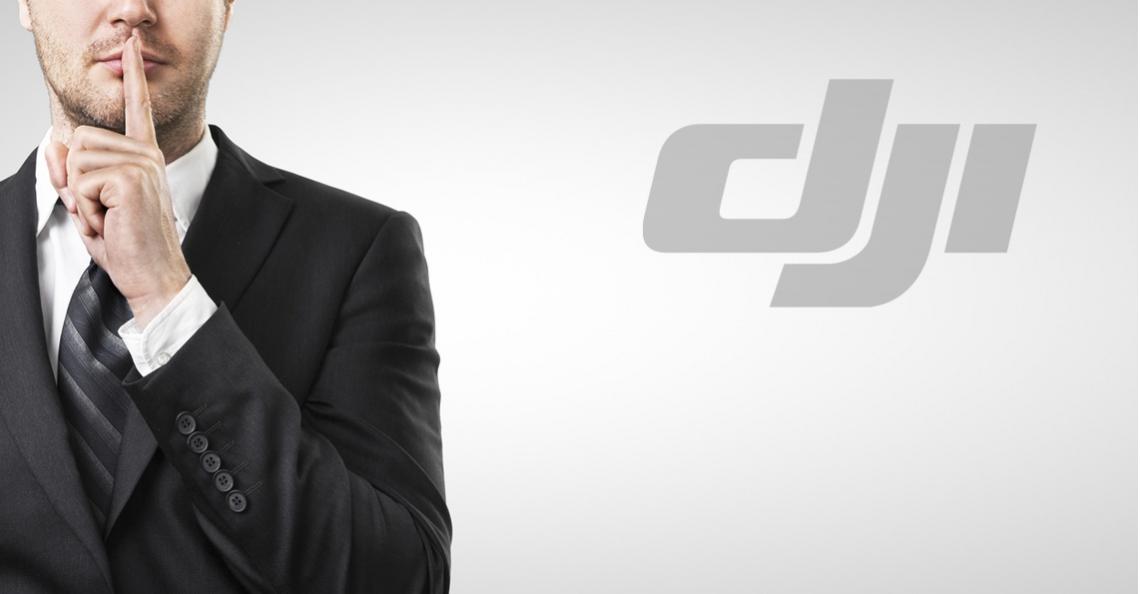 DJI zwijgt over vertraging Mavic Pro drone