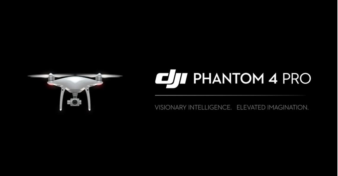 DJI presenteert Phantom 4 PRO