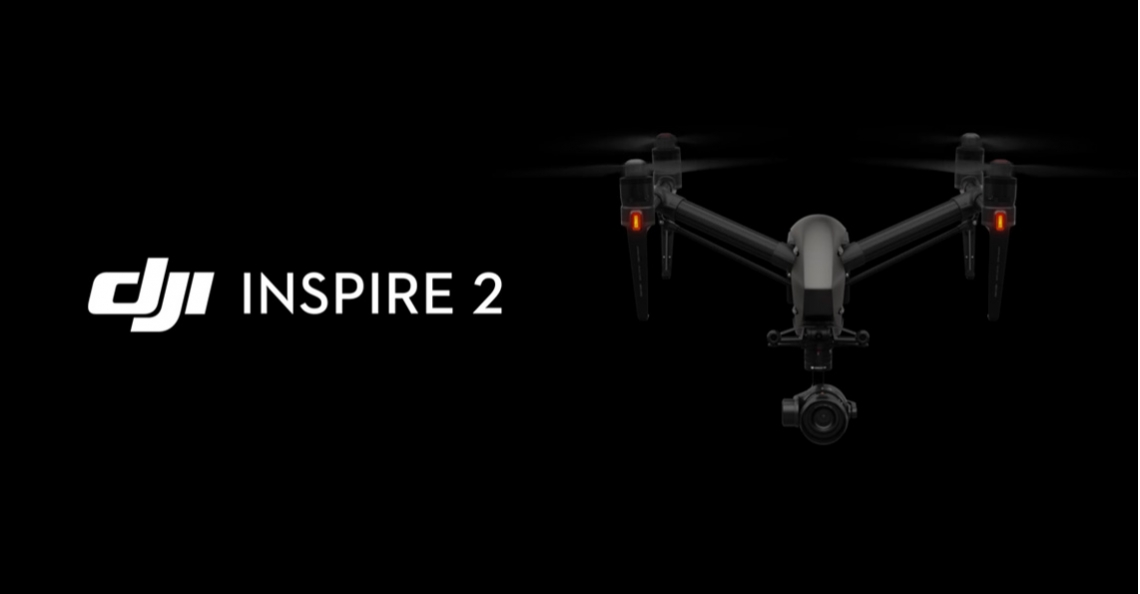 DJI introduceert Inspire 2