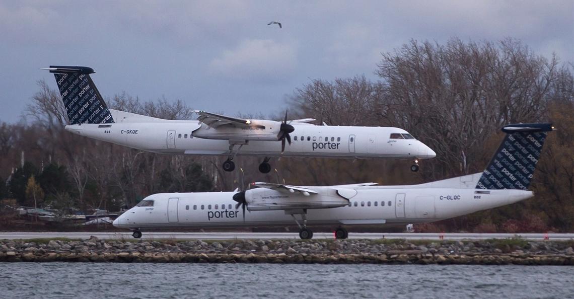 Object bij Canadees vliegtuig bleek geen drone