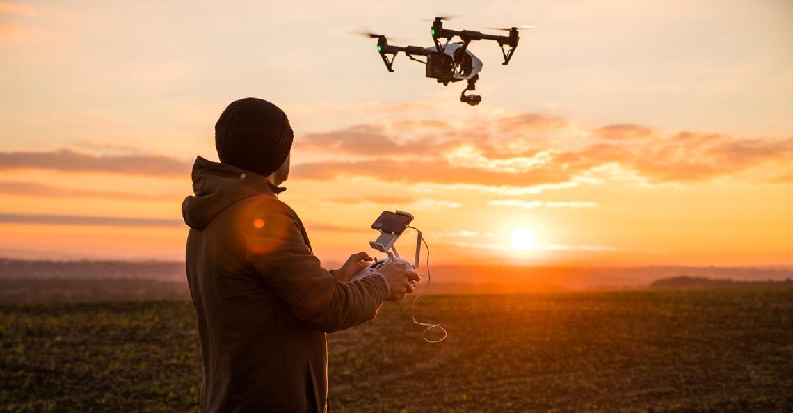7 miljoen drones in 2050 in Europa