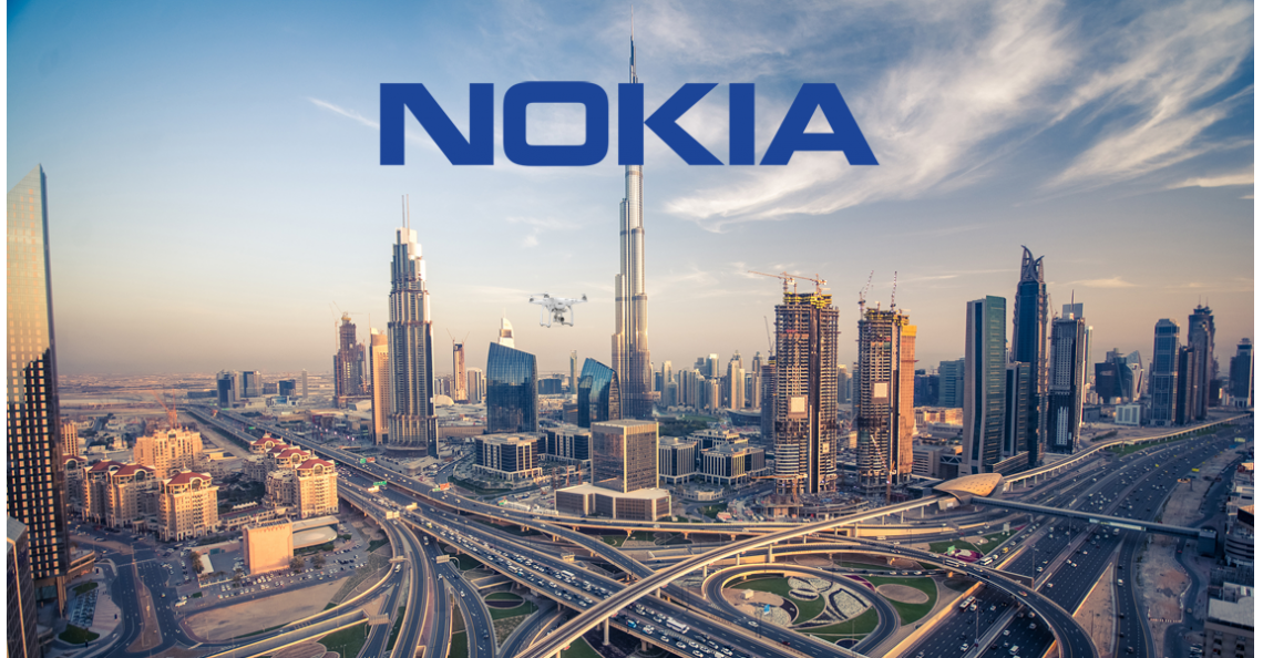 Nokia gaat droneverkeerssysteem ontwikkelen voor Dubai