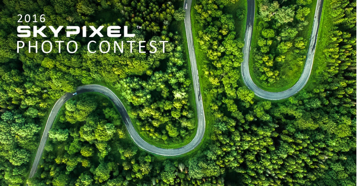 Inzending SkyPixel Photo Contest 2016 nu geopend