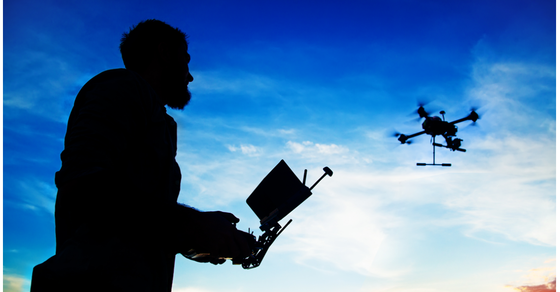 Aantal afgestudeerde dronepiloten in België groeit
