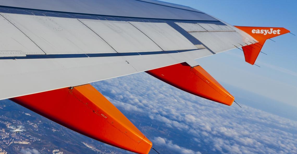Zwitserse onderzoeksraad meldt bijna botsing tussen drone en easyJet-vlucht