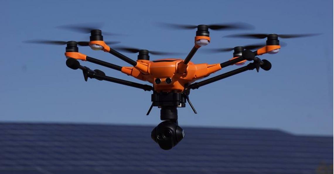Yuneec presenteert nieuwe Yuneec H520 hexacopter