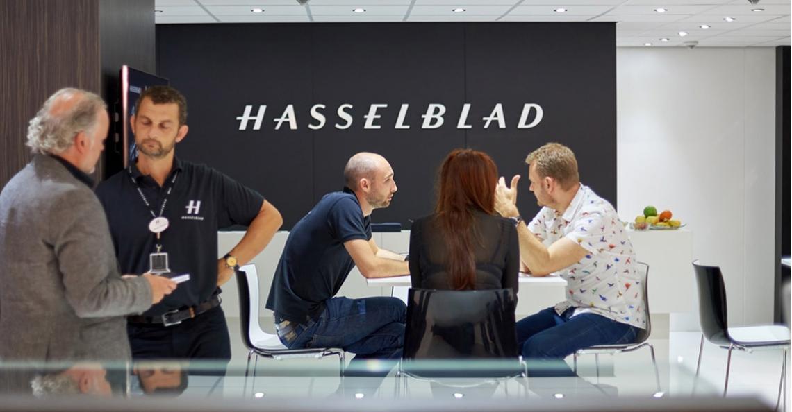 DJI neemt meerderheidsbelang in Hasselblad