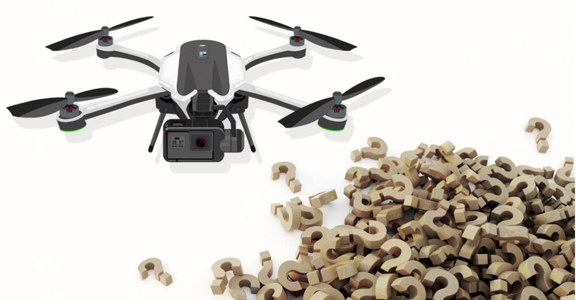 GoPro maakt toekomst Karma drone in februari bekend