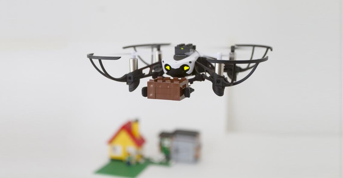 Parrot ontslaat bijna 300 medewerkers van de droneafdeling