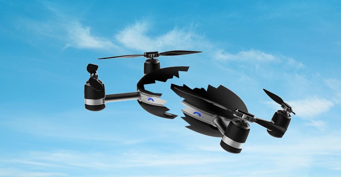 Doek valt definitief voor Lily drone
