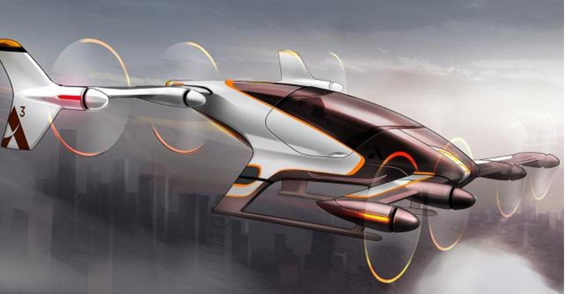 Airbus wil prototype van vliegende auto eind 2017 in de lucht