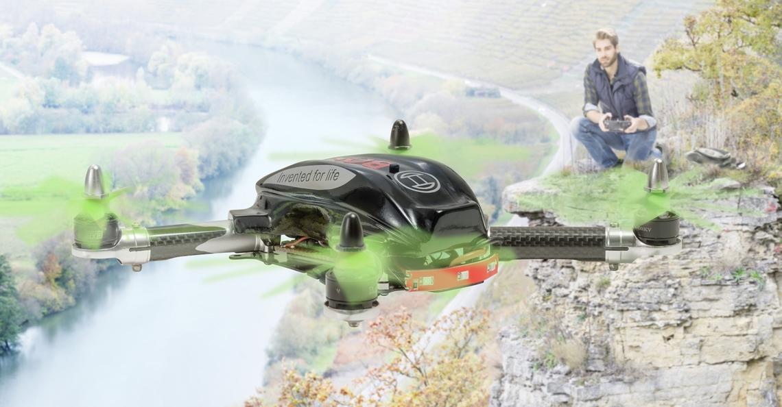 Bosch Sensortech lanceert nieuwe barometrische druksensor