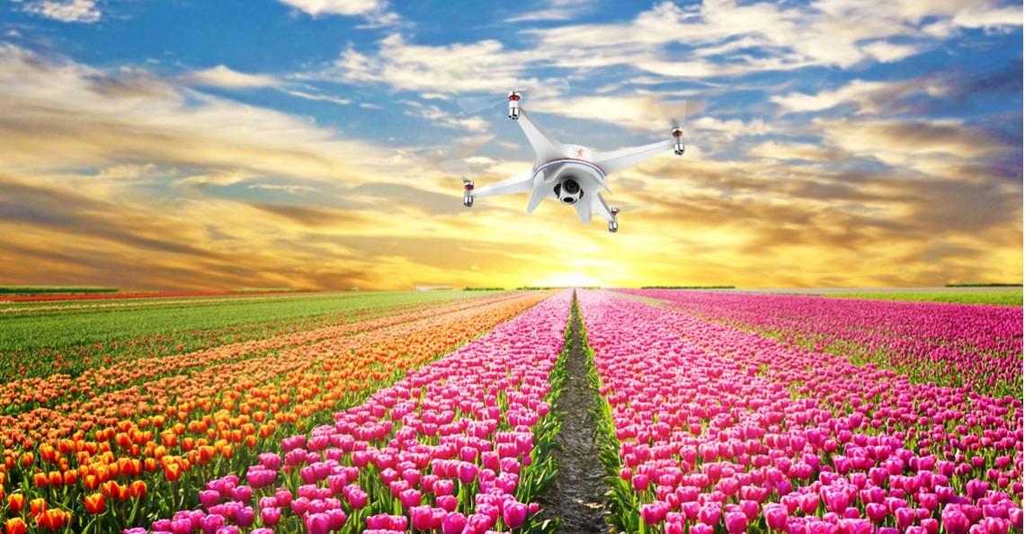 Maak Nederland drone-vriendelijker!