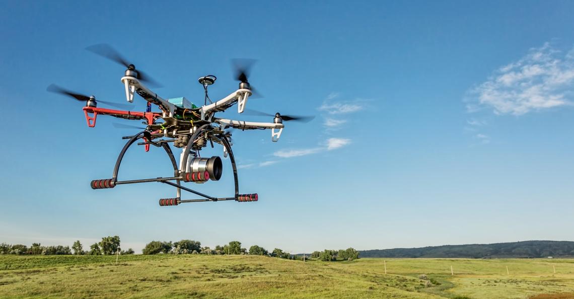 Aantal dronevluchten bij NRTC-dronecentrum Flevoland in 2016 verdubbeld
