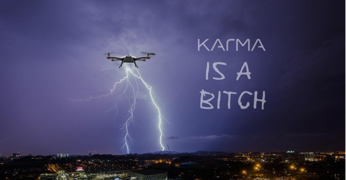 Het verhaal achter de mislukking van GoPro Karma