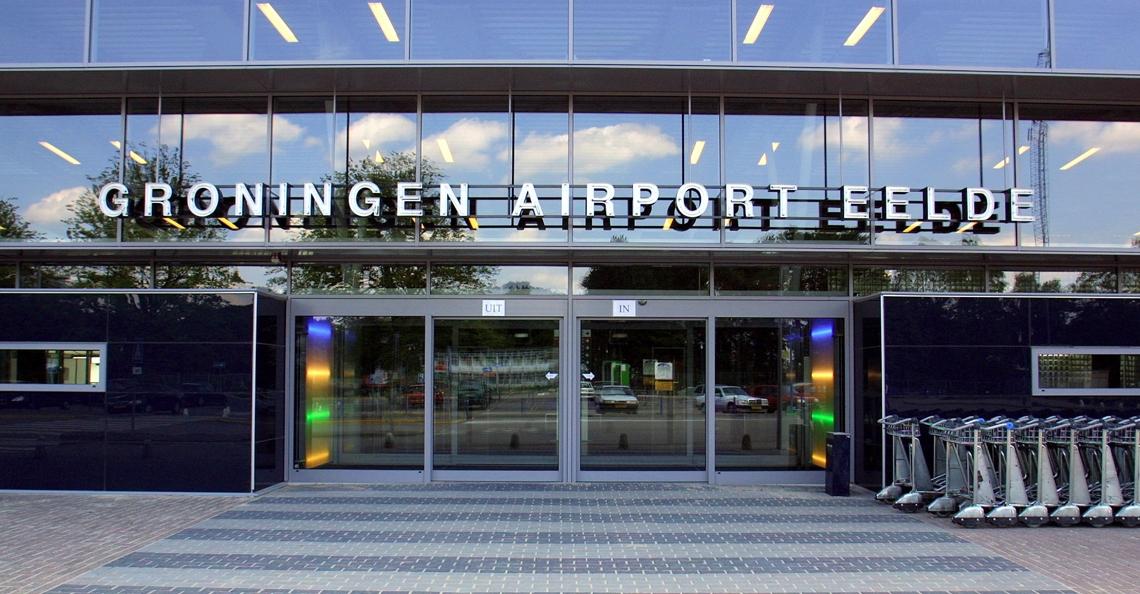 Groningen Airport Eelde wil bezorgdrones testen op Drone Hub